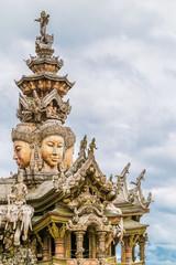 sanctuary of truth temple