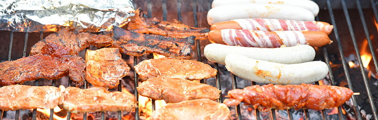 Grill...grillades