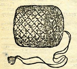 Contraceptive sponge from porous rubber (1900s)
