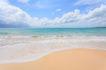 Beautiful Nai Yang Beach, Phuket, Thailand