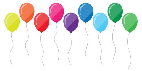 BunteLuftballons