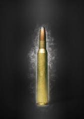 bullet smoke black