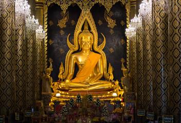 Phra phuttha chinnarath (Buddha image)