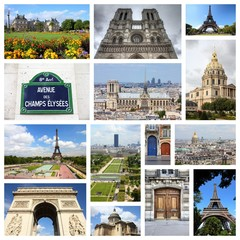 Paris - travel places