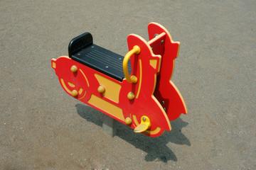 児童公園,児童公園の遊戯施設