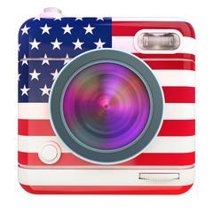 Camera icon US