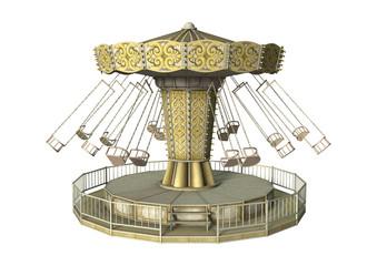 Swing Carousel Ride