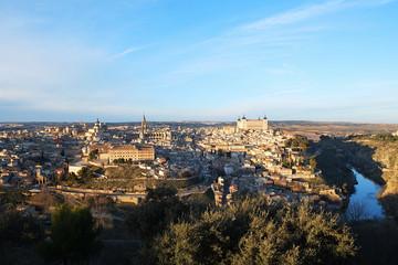 antigua ciudad de Toledo completa