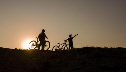 bisiklet ve rota seçimi