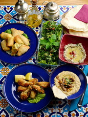 Arabic/ Lebanese food