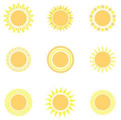 image sun