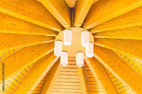 Holz Dachstuhlkonstruktion Stockfotos Und Lizenzfreie Bilder Auf