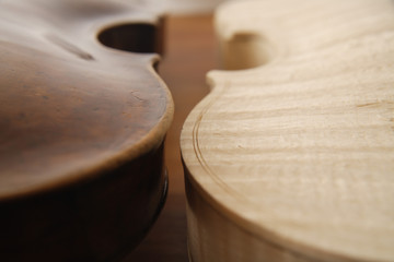 Germany,Upper Bavaria,Schaeftlarn,Violin,close up