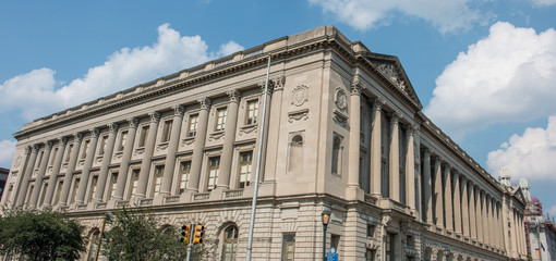 Philadelphia Juvenile Court Pennsylvania USA