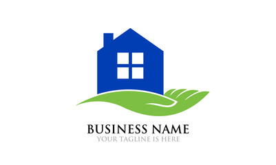 House and Home Care Logo
