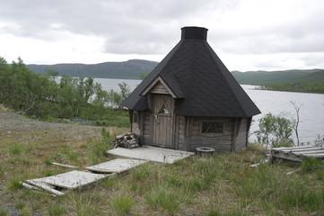 Домик для барбекю в Финляндии