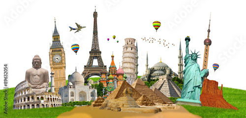 famous world monument pack - photo #17
