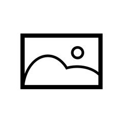 Photography Landscape Mode Icon