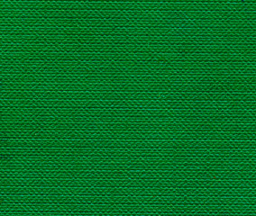 Texture of green cover of book