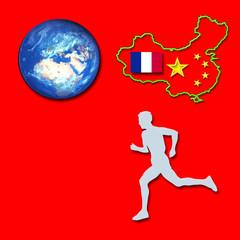 francia corsa podistica