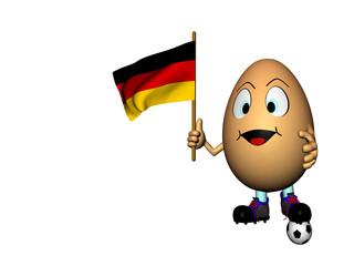 Uovo tedesco