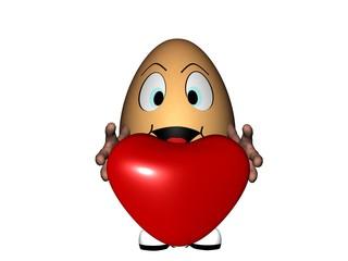 Uovo Cuore