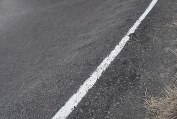 pista para competencias ciclísticas