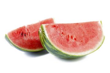 slice of fresh watermelon