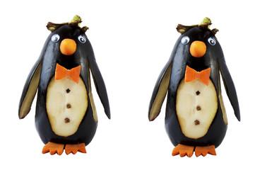 the penguin eggplant