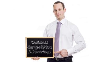 Business Competitive Advantage