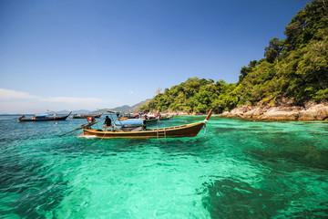 Yang island, Koh Yang, Satun province Thailand
