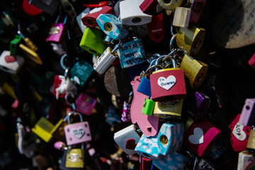 Lock for love