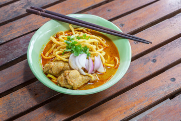 Khao Soi Recipe Thai food