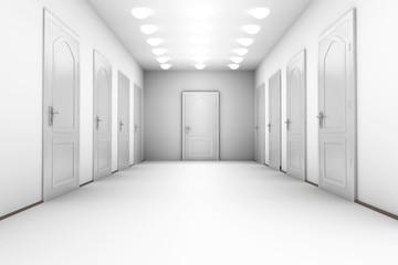 Empty Floor.