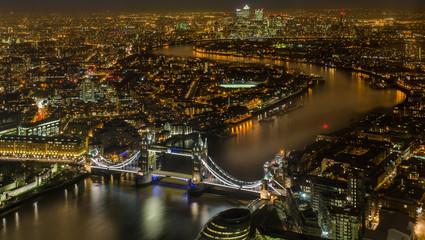 Magic London at Night