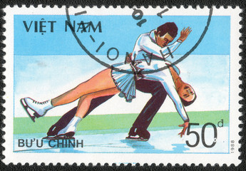 VIETNAM - CIRCA 1988
