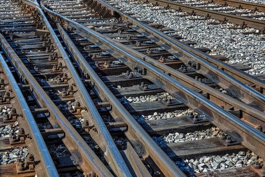 Schienen 5