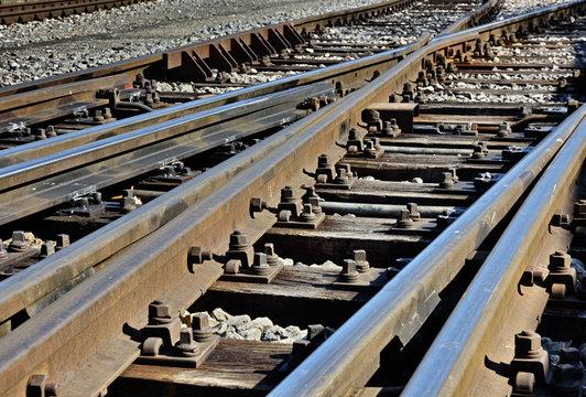 Schienen 7