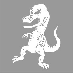 dinosaur draw