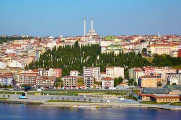 Golden Horn and Sutluce region, Istanbul
