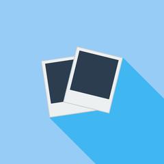 Photo single icon.