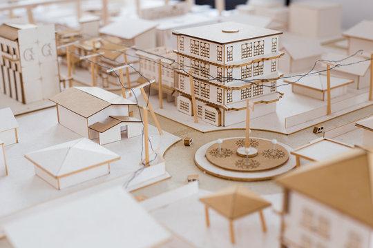 Urban architecture models
