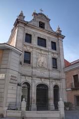 eglise à Madrid