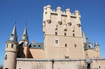 chateau de segovia