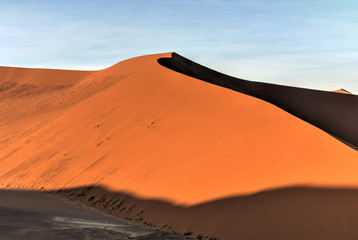 Photo sur Plexiglas Orange eclat Hidden Vlei, Namibia