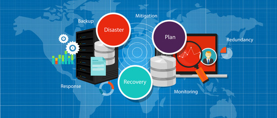 drp disaster recovery plan crisis strategy backup redundancy
