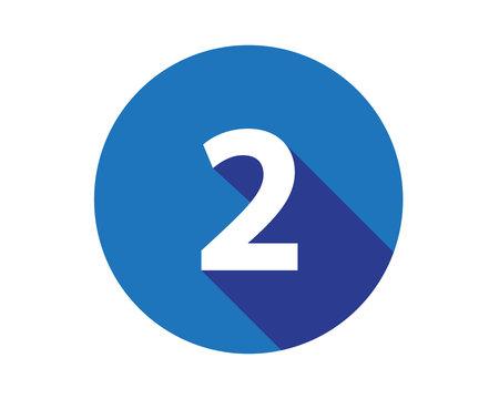 2 calendar number
