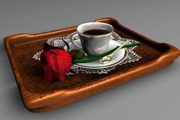 rosa caffè