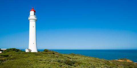 Garden Poster Lighthouse Split Point Lighthouse at Airey's Inlet, Victoria, Australia