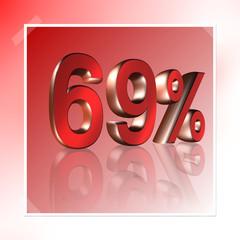 Prozentangabe